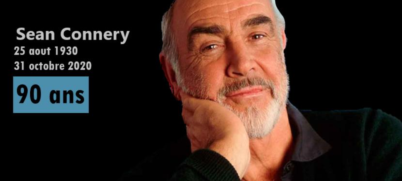 L'acteur Sean Connery estdécédé