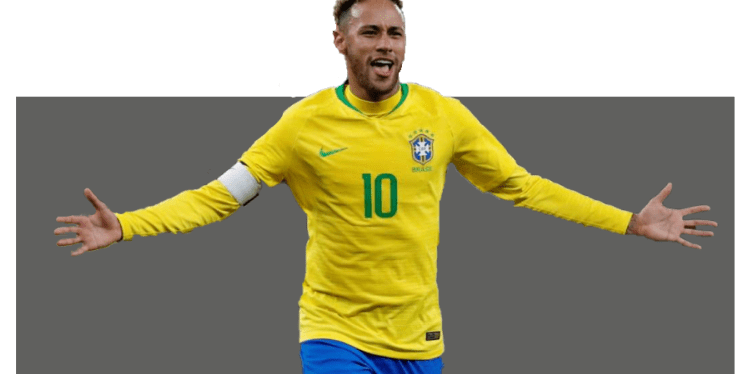 NeymarJr depasse Ronaldo