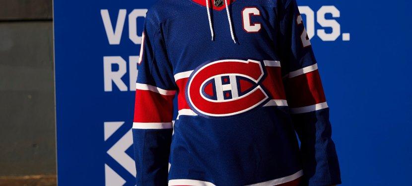 Les Canadiens de Montréal change decouleur