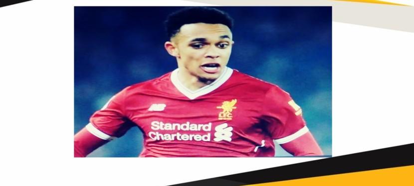 Coup dur pour Liverpool : Alexander-Arnold absent pour 1mois.