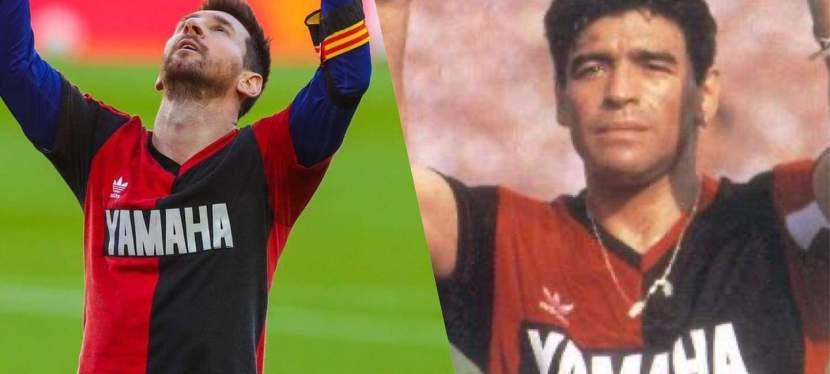 SPORTS | Une amende pour l'hommage de Messi en l'honneur deMaradona