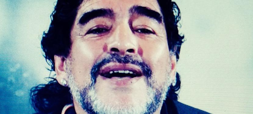Diego Maradona hospitalisé