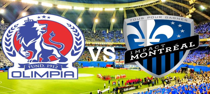 Ligue des Champions CONCACAF   Impact de Montréal affrontera le CD Olimpia deTégucigalpa
