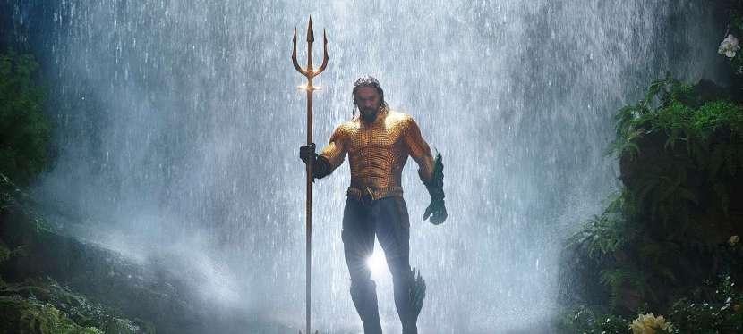 Divertissements   Aquaman 2 sera plus sombre et plus mature que leprécédent