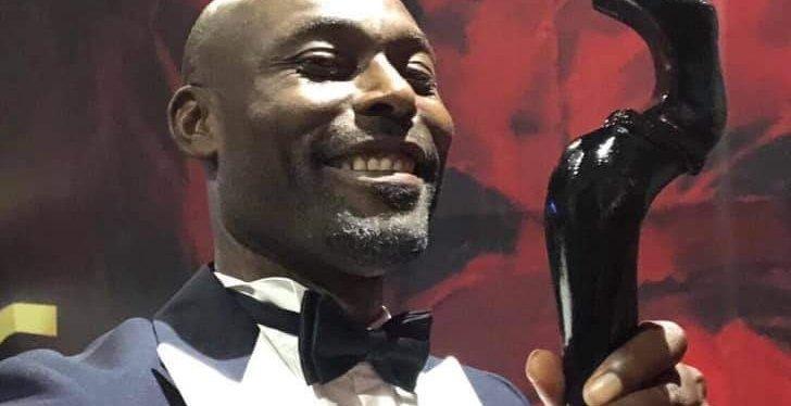 Jimmy Jean-Louis récompensé par «AMAA» pour le filmDESRANCES