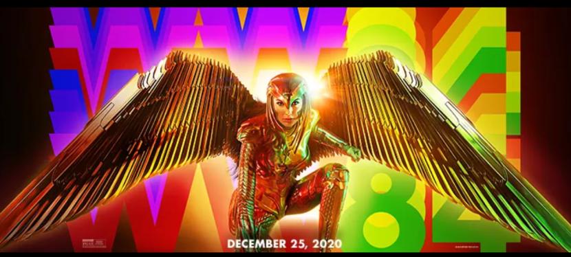 Divertissements | Wonder Woman en salle et en streaming le 25 décembre2020