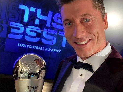 Sports I Robert Lewandowski gagne le «Best FIFA Football Awards 2020»