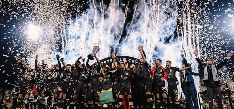 Sports   Columbus Crew champion MLS2020