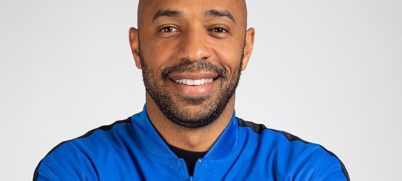 Divertissements   Une nouvelle casquette pour Thierry Henry l'entraîneur de l'Impact deMontréal