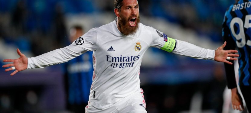 Lionel Messi en attaque et Ramos en défense! Quelle bonne combogagnante.