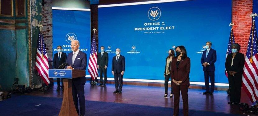 La Victoire de Joe Biden et de kamala Harris officiellement certifiée par le congrèsaméricain