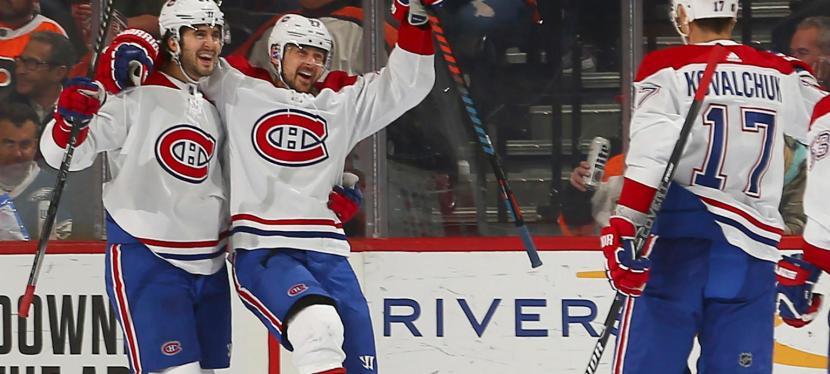 Hockey : Les Canadiens de Montréal s'imposent à nouveau face auxOilers