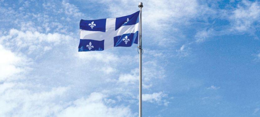 Le fleurdelisé du Québec a 73 ans aujourd'hui