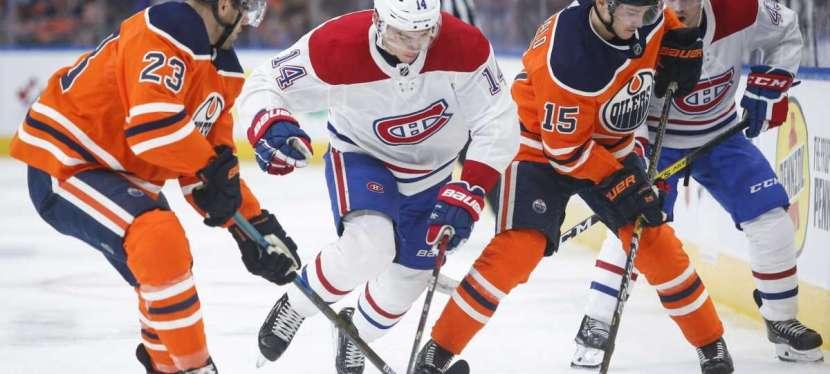 Hockey: Une première victoire pour les Canadiens deMontréal