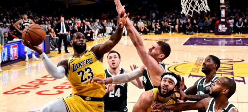Los Angeles Lakers domine la conférence ouest de laNBA