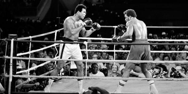 Mohamed Ali, une légende de la boxe, est né un 17janvier