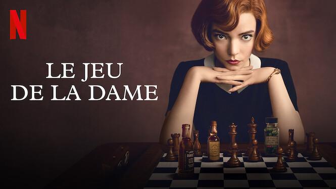 CINÉMA : La série «le Jeu de la Dame» récompensée à la 78ème GoldenGlobes