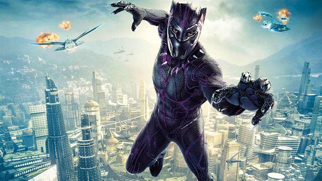une série télévisée de Black Panther surDisney+