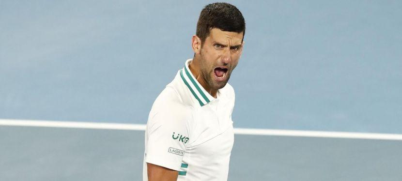 OA21: Novak Djokovic accède enfinale