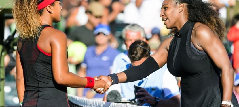 OA21: Naomi Osaka et Serena Williams ensemie-finale
