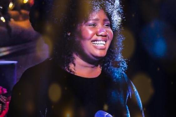 Musique: Yama Laurent, la gagnante de la voix 2018 au Québec, lance un concours de chant surinternet