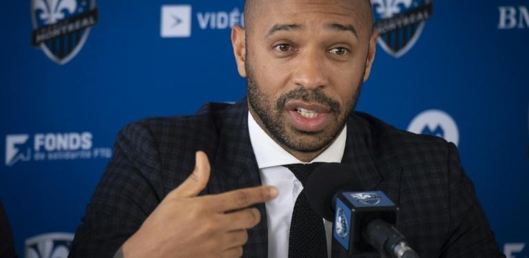 SPORT: Thierry Henry fait ses adieux à fcMontréal.