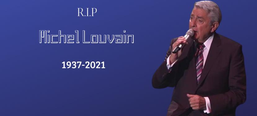 LE Québec pleure MichelLouvain